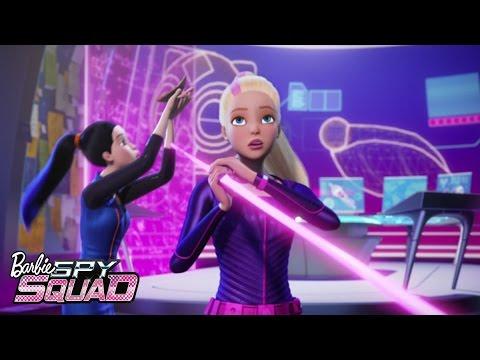 Spy Squad Bloopers! | Spy Squad | Barbie