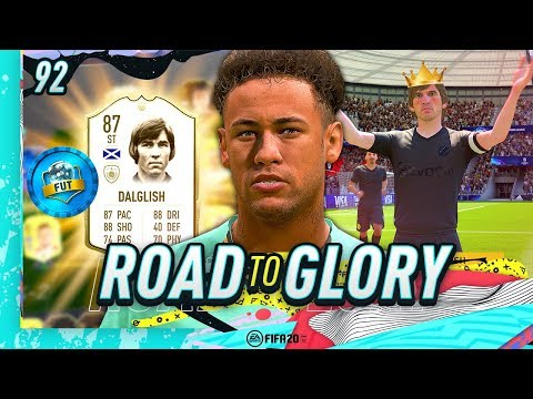 FIFA 20 ROAD TO GLORY #92 - I NEED THIS CARD!!