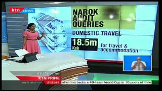 KTN Prime: 47days of Accountability takes focus on Narok's reprobate documents, 7/12/16