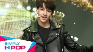[Simply K-Pop] Samuel(사무엘) (Feat. Chung Ha 청하) _ With U _ Ep.276 _ 080417