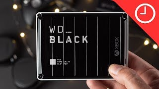 WD Black P10 for Xbox One HDD Review: Bring new life to an old console