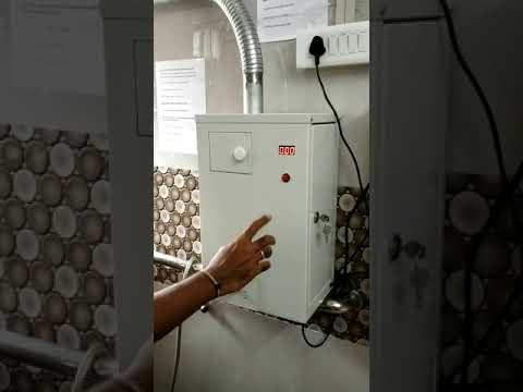 Sanitary Napkin Disposal Machine
