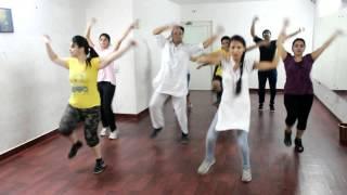 Tung Tung Baje - Singh Is Bliing | Akshay Kumar & Amy Jackson|Choreography by Dansation 9888892718