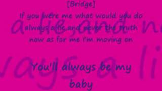 ashanti-leaving ( always on time part 2) w/lyrics