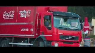 Coca-Cola Hellenic. Чемпионат водительского мастерства