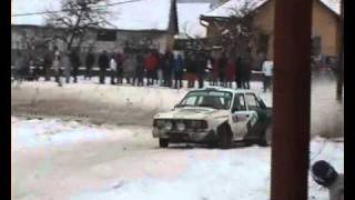 preview picture of video 'Zimná Autošou Revúca 2011'