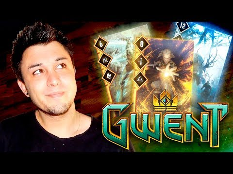 Gwent : un jeu de carte original