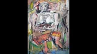 Woman I (De Kooning)