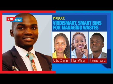 The Innovator: Focus on garbage collection driven by a trio of young entrepreneurs