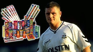 BRILLIANT Paul Gascoigne Bonfire Night Fireworks Story