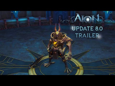 AION Europe Receives Update 8.0,  Raises Level Cap and Brings New Legendary Transformation