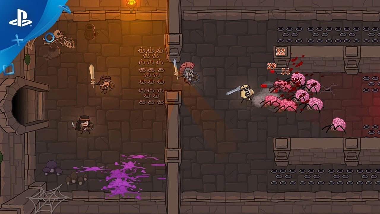 Conan Chop Chop is Real, and It's Coming to PS4 September 3