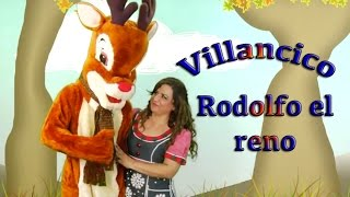 Villancico Rodolfo el Reno / Rudolph the red nosed reindeer
