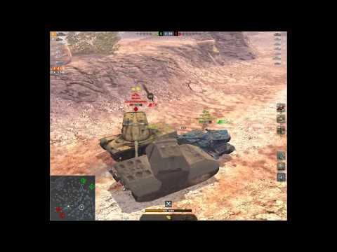 Worl of Tanks BLITZ обзор мода на звуки выстрелов из ББ и крутой бой на Е 100 с озвучкой.