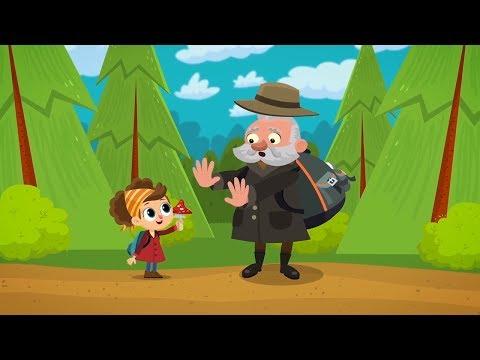 Фиксипелки - Рюкзак - Фиксики   Песенки для детей - познавательные образовательные мультики