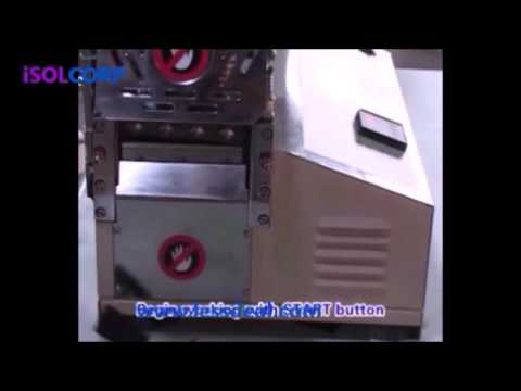 LD-07 Label Cutting Machine