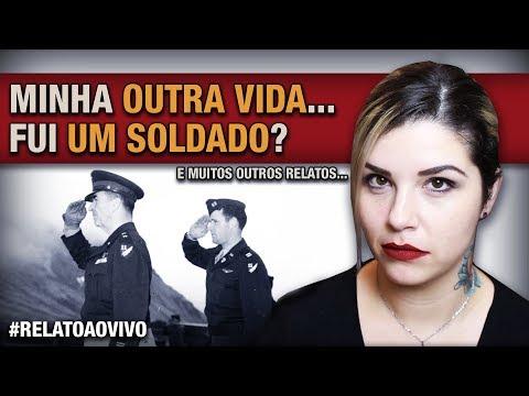 ELA TEVE SONHOS REVELADORES COM UM SOLDADO... SERIA UMA VIDA PASSADA? + VIZINHA LOUCA E MUITO MAIS!