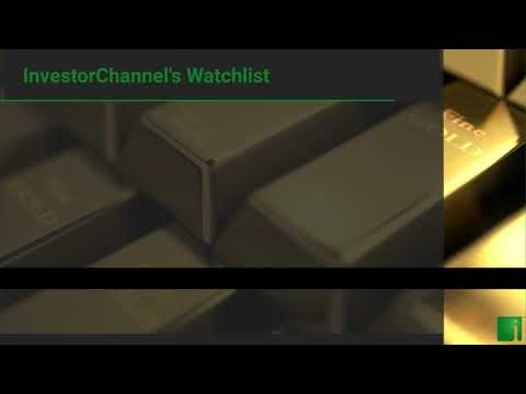 InvestorChannel's Gold Watchlist Update for Wednesday, October 28, 2020, 16:05 EST