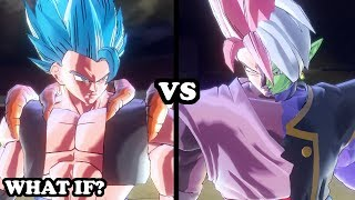 FUTURE ZENO IS ZAMASU! Zamasu & Black Returns in the Tournament of Power! - DB Xenoverse 2