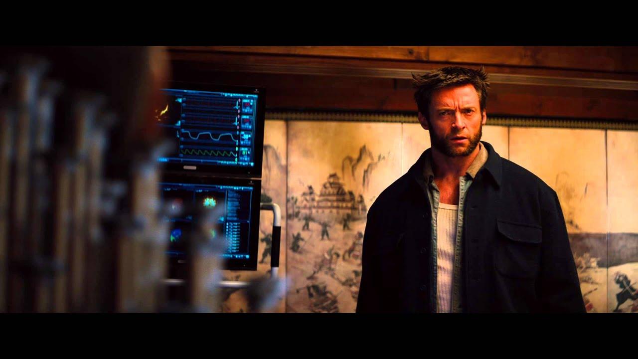 Watch The Wolverine Trailer Now