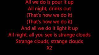 B.o.B Feat. Lil Wayne Strange Clouds Lyrics Vid