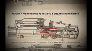 Оружие - Пулемет ДШК