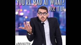 ApologetiX  You're  Mad at What ?