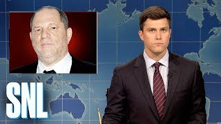 Weekend Update on Harvey Weinstein - SNL