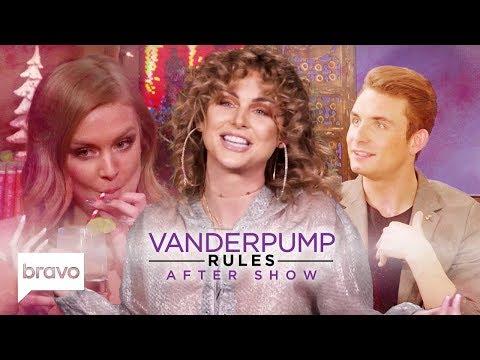 Lala Kent Talks Meeting Randall & James Secretly DJs At SUR | Vanderpump Rules After Show (S7 Ep22)