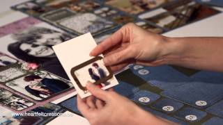 Treasure the Memories with Cut Mat Create Collection