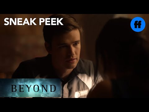 Beyond 2.01 Clip 'They're Just Dreams'