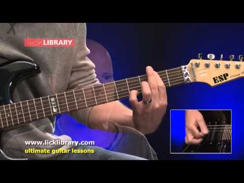 Metal Rhythm For Absolute Beginners Guitar Lessons DVD | Licklibrary Lessons