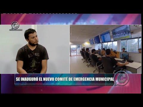 VIDEO Ante la amenaza de lluvias, como funciona el nuevo Comité de Emergencias