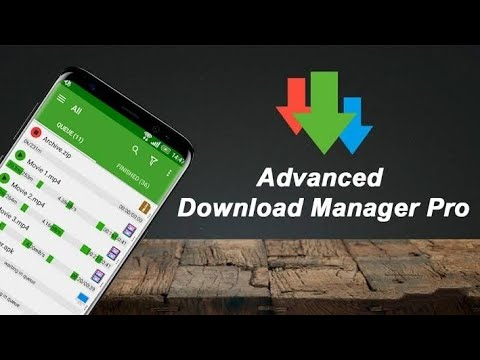 🥇 How To Download Advanced Download Manager Pro Apk for