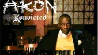 akon  - Gangsta Bop - Konvicted