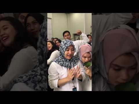 Manequin Challenge BRI KC Bekasi Harapan Indah #0424