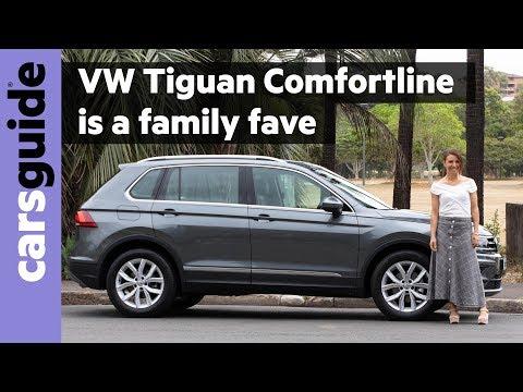 Volkswagen Tiguan 2020 review: 110TSI Comfortline