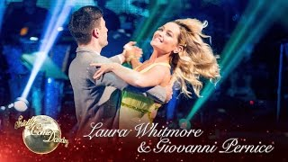 Laura Whitmore & Giovanni Pernice Waltz to 'If I Ain't Got You' - Strictly Come Dancing 2016: Week 2