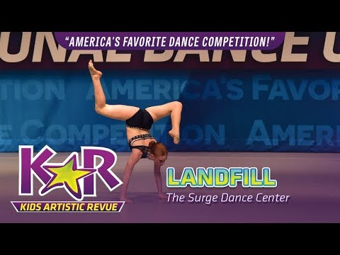 """""""Landfill"""" from The Surge Dance Center"""