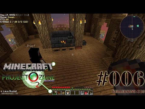 Tinker's Smeltery ★ #6 ★ We Play Minecraft Modded Project Ozone 2 Reloaded [HD|60FPS]