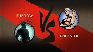 Shadow Fight 2 : Act 1 Weapon Challenge - Nanchacku by Trickster HD
