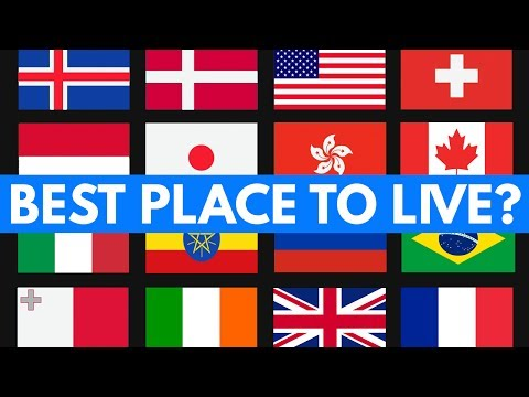 Video What's The Best Spot To Live On Earth?