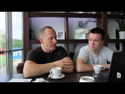 Сергей Никитин о специфике борьбы высоких спорстменов