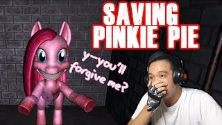 Ending | IS A SMILE AS WIDE AS MILE!! | Pinkie Pies Cupcake Party