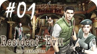 preview picture of video 'Resident Evil #01 - Willkommen in Racoon City I Resident Evil Remastered HD I 60fps I Deutsch'