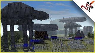 INVASION OF YAVIN 4 - Star Wars: Galaxy at War MOD