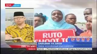 Darubini ya Siasa: Uvurugu wakati wa kampeni za kisiasa [Sehemu ya Pili] 7/14/2017
