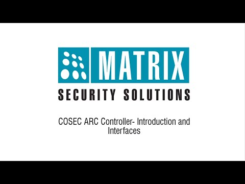 Cosec ARC DC100S RFID Card Based Access Controller