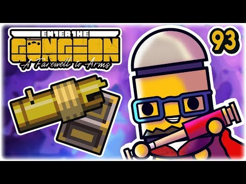 Makeshift Lament | Part 93 | Let's Play: Enter the Gungeon: Farewell to Arms | PC HD