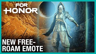 For Honor: New Free-Roam Emote | Weekly Content Update: 01/21/2021 | Ubisoft [NA] by Ubisoft